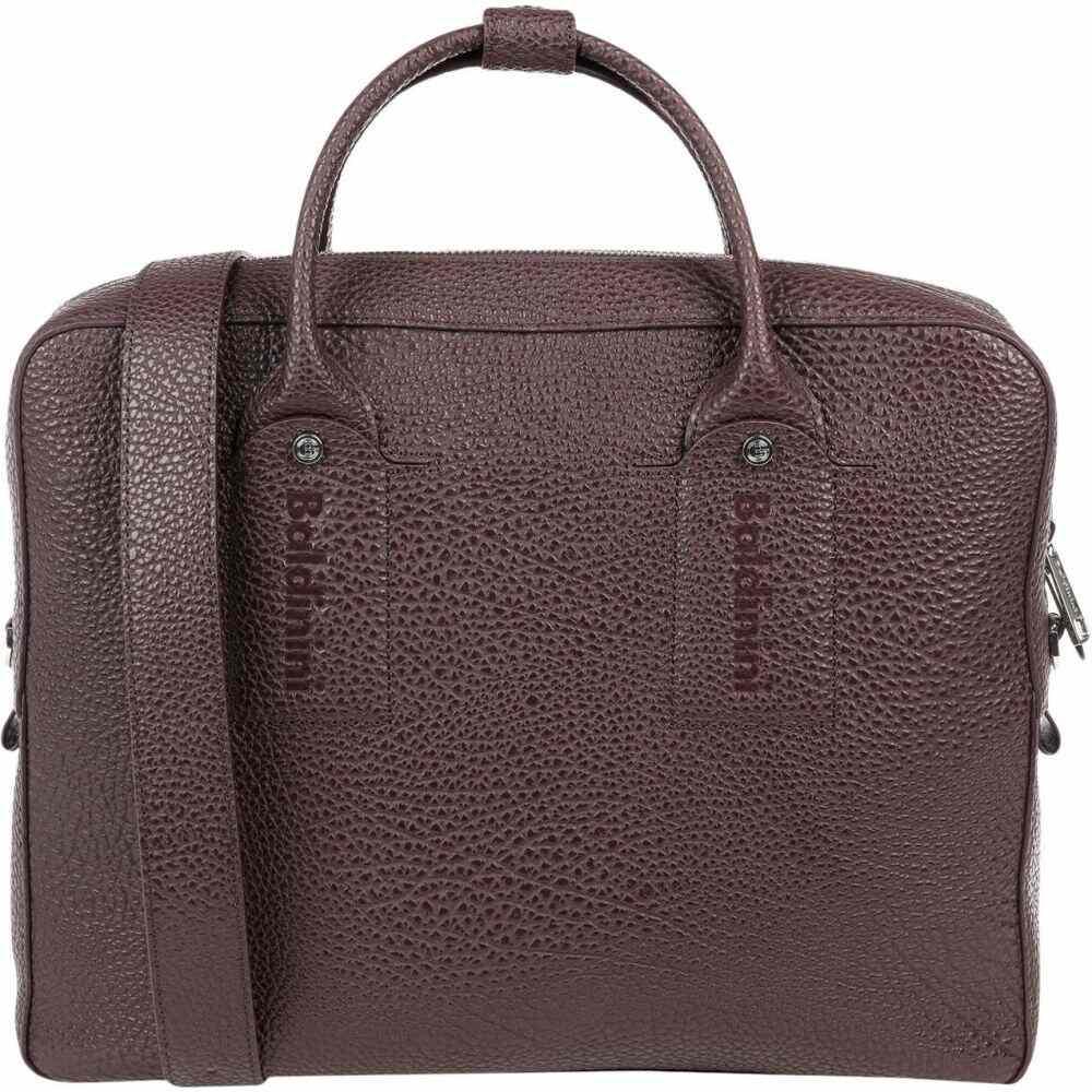 バルディニーニ BALDININI メンズ バッグ 【work bag】Deep purple