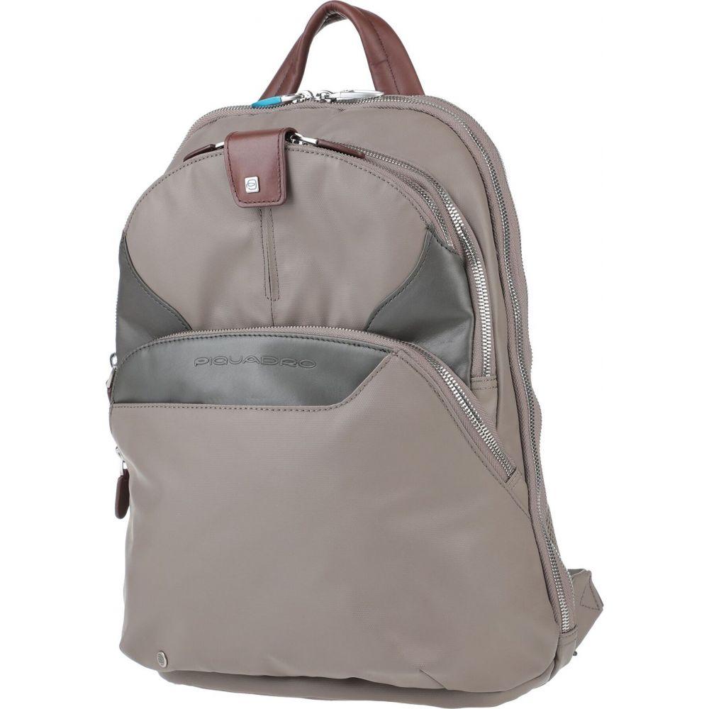 ピクアドロ PIQUADRO メンズ バッグ 【backpack & fanny pack】Light grey