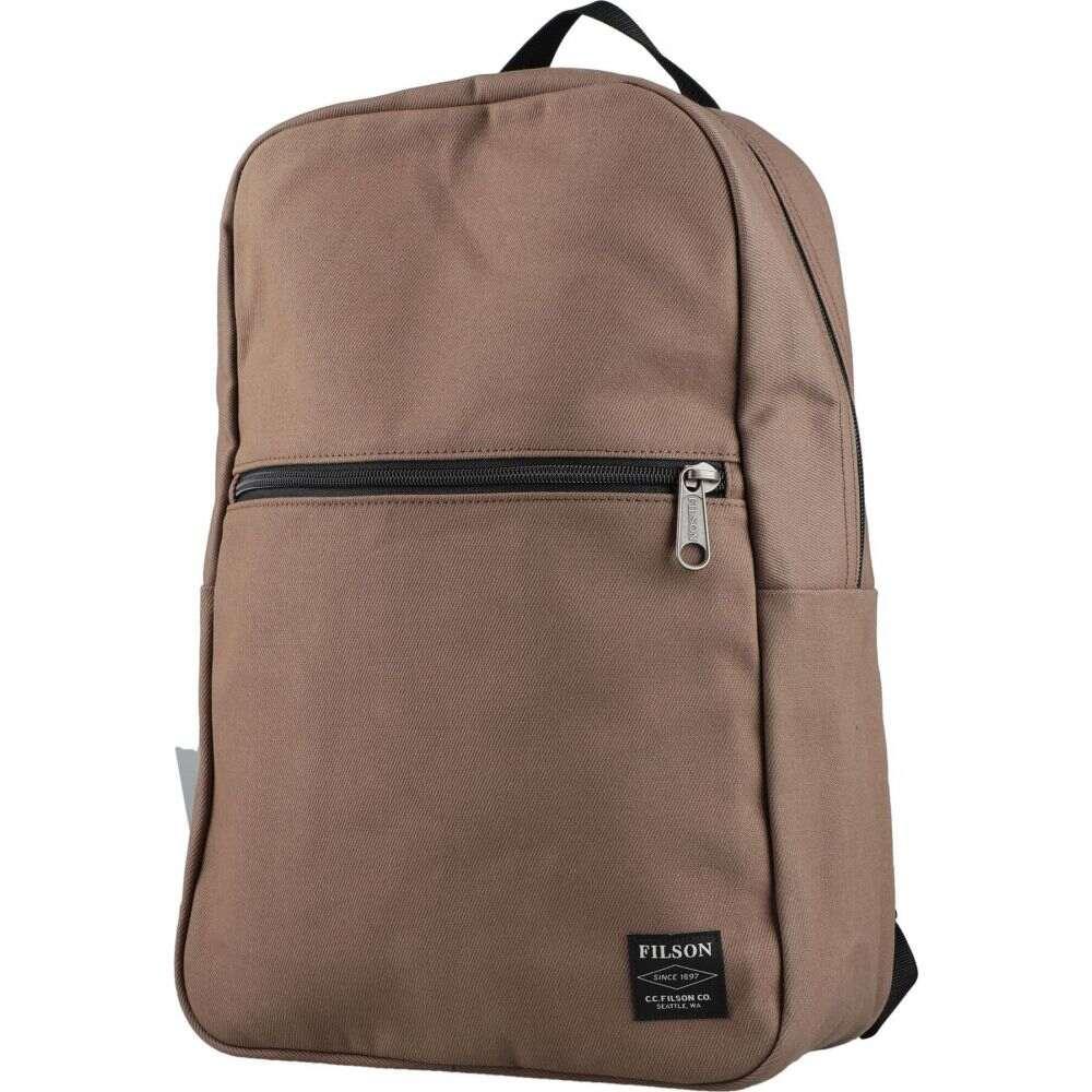フィルソン FILSON メンズ バッグ 【backpack & fanny pack】Khaki
