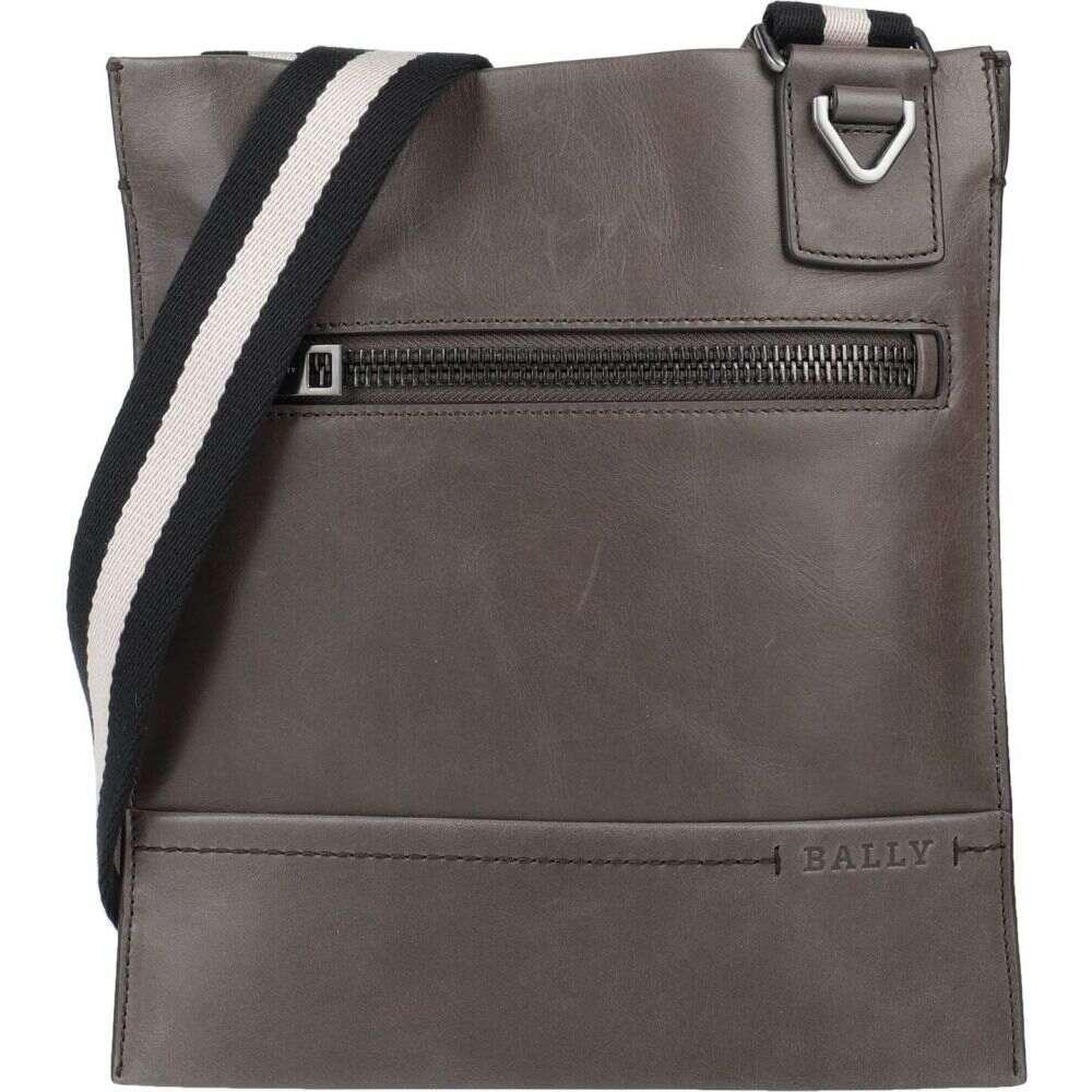 バリー BALLY メンズ ショルダーバッグ バッグ【shoulder bag】Grey