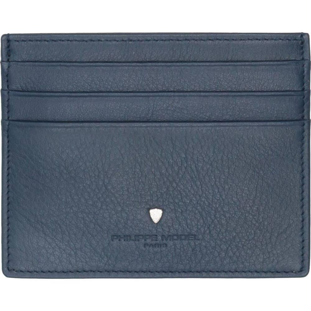 フィリップモデル PHILIPPE MODEL メンズ ビジネスバッグ・ブリーフケース バッグ【document holder】Dark blue
