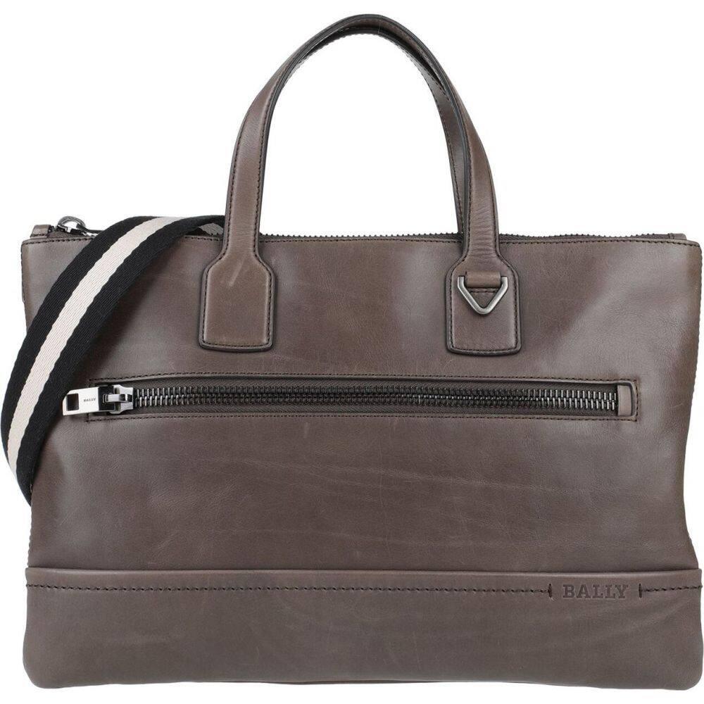 バリー BALLY メンズ ハンドバッグ バッグ【handbag】Lead