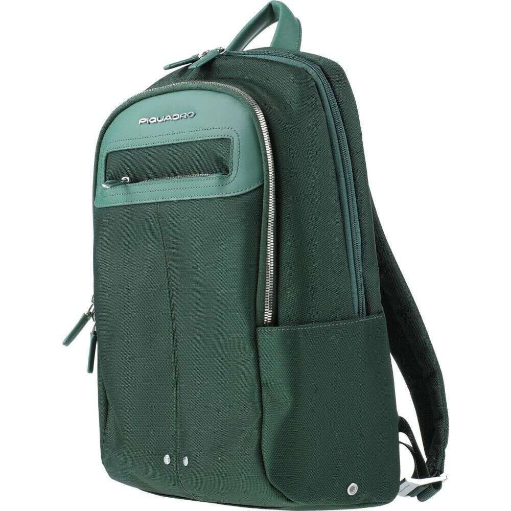 ピクアドロ PIQUADRO メンズ バッグ 【backpack & fanny pack】Green