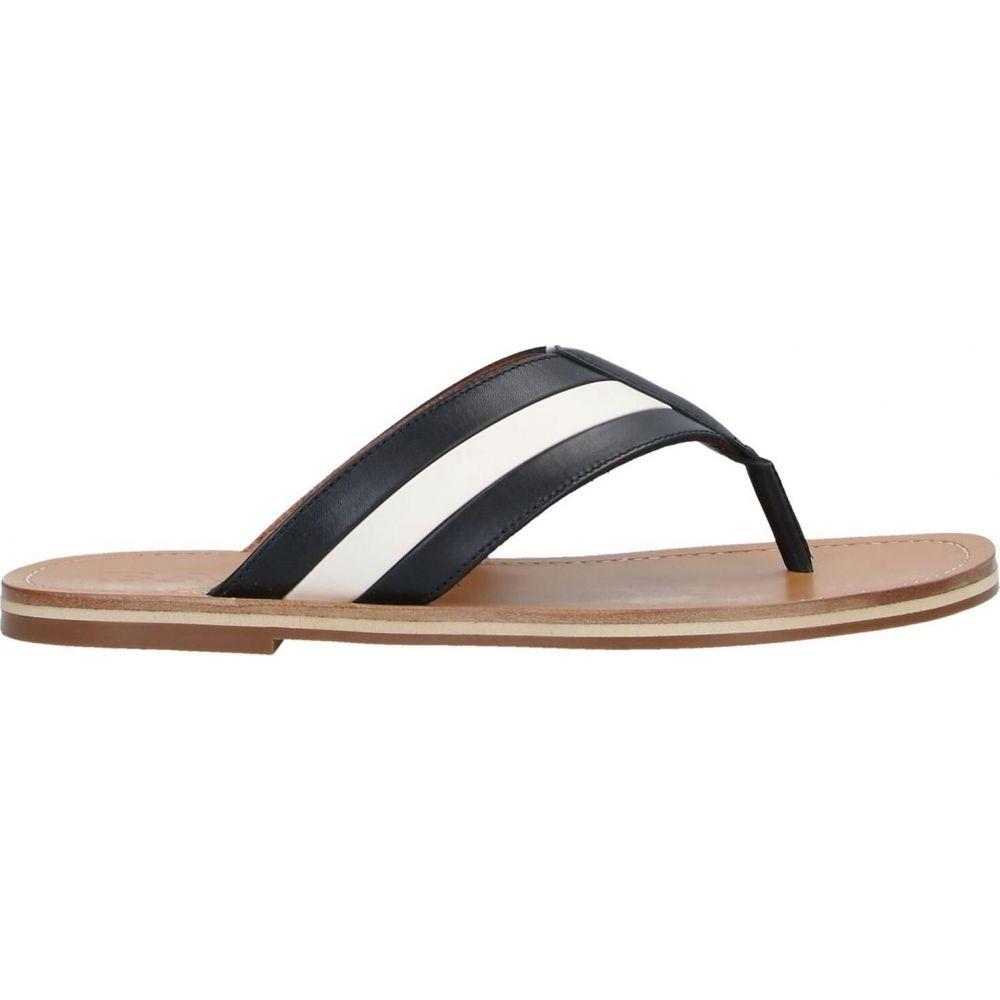 バリー BALLY メンズ ビーチサンダル シューズ・靴【flip flops】Black