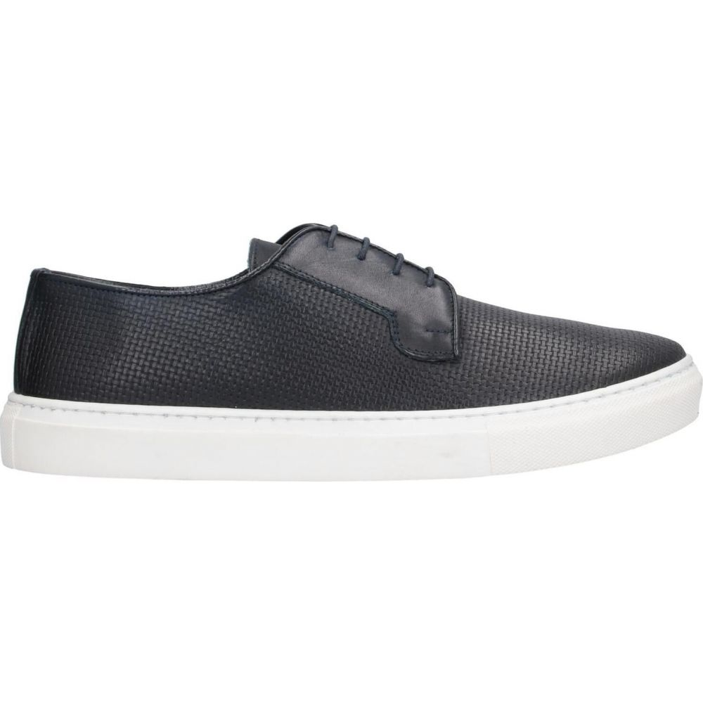バルバッティ BARBATI メンズ シューズ・靴 【laced shoes】Dark blue