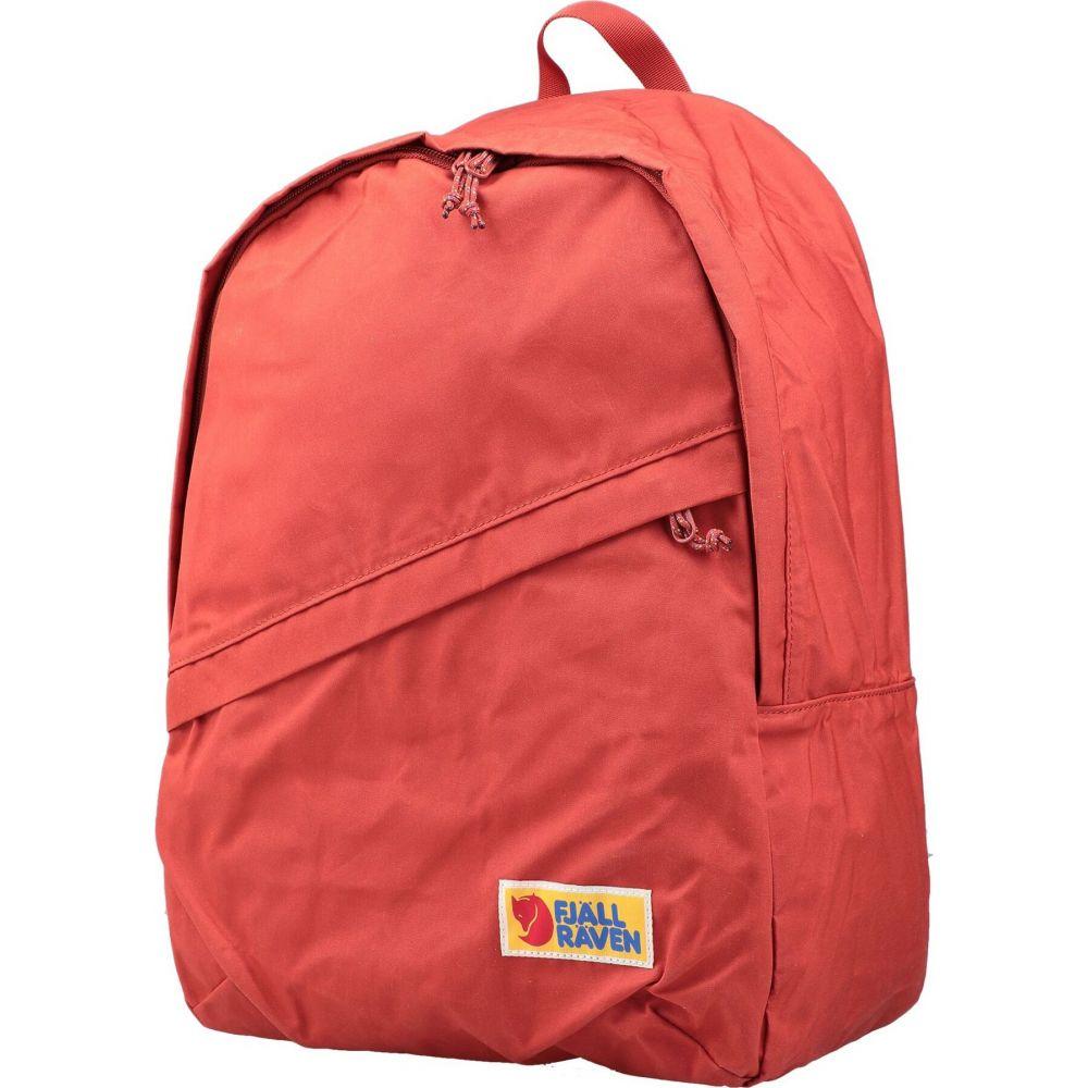 フェールラーベン FJALLRAVEN メンズ バッグ 【backpack & fanny pack】Brick red