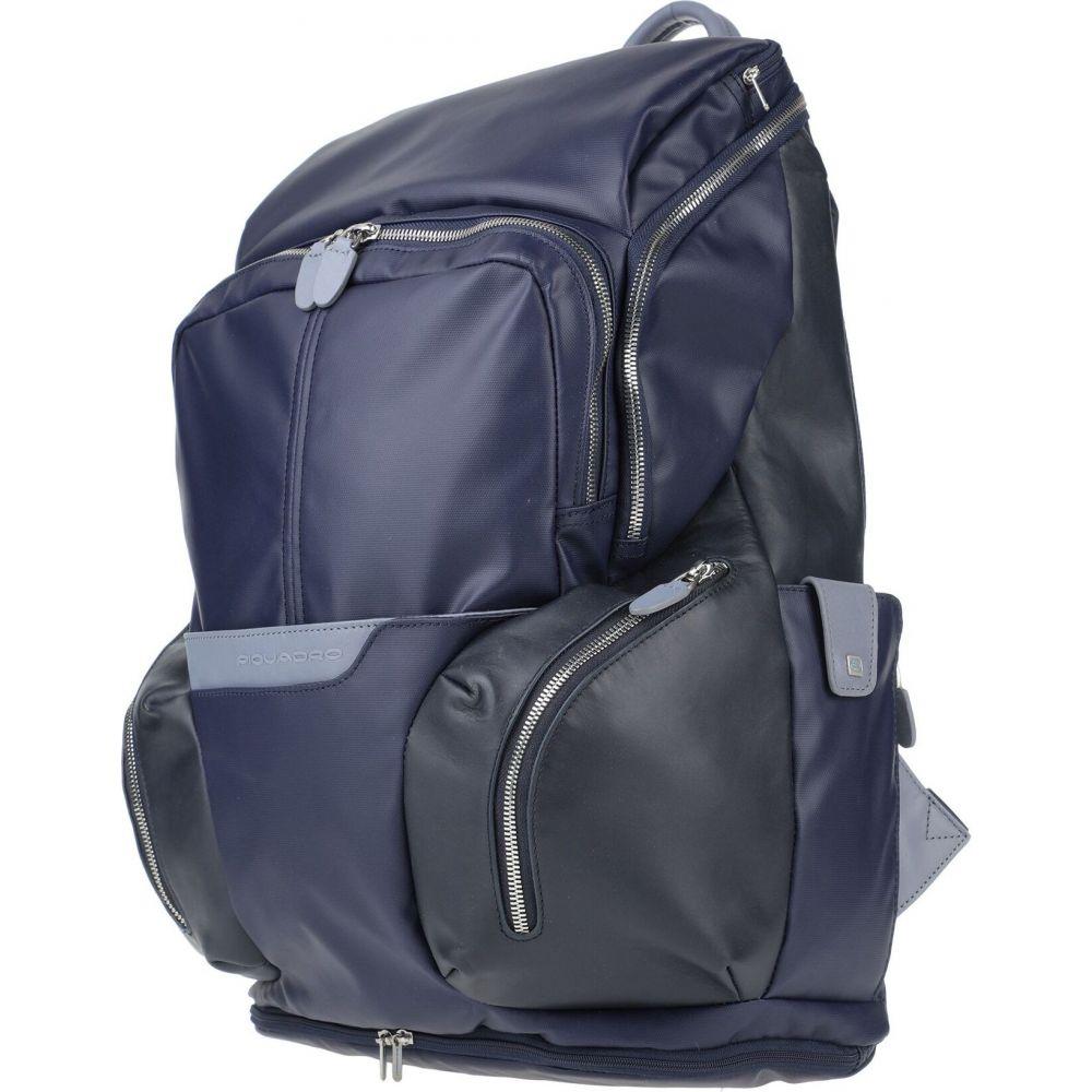 ピクアドロ メンズ バッグ その他バッグ レビューを書けば送料当店負担 Blue fanny サイズ交換無料 メーカー再生品 pack PIQUADRO backpack