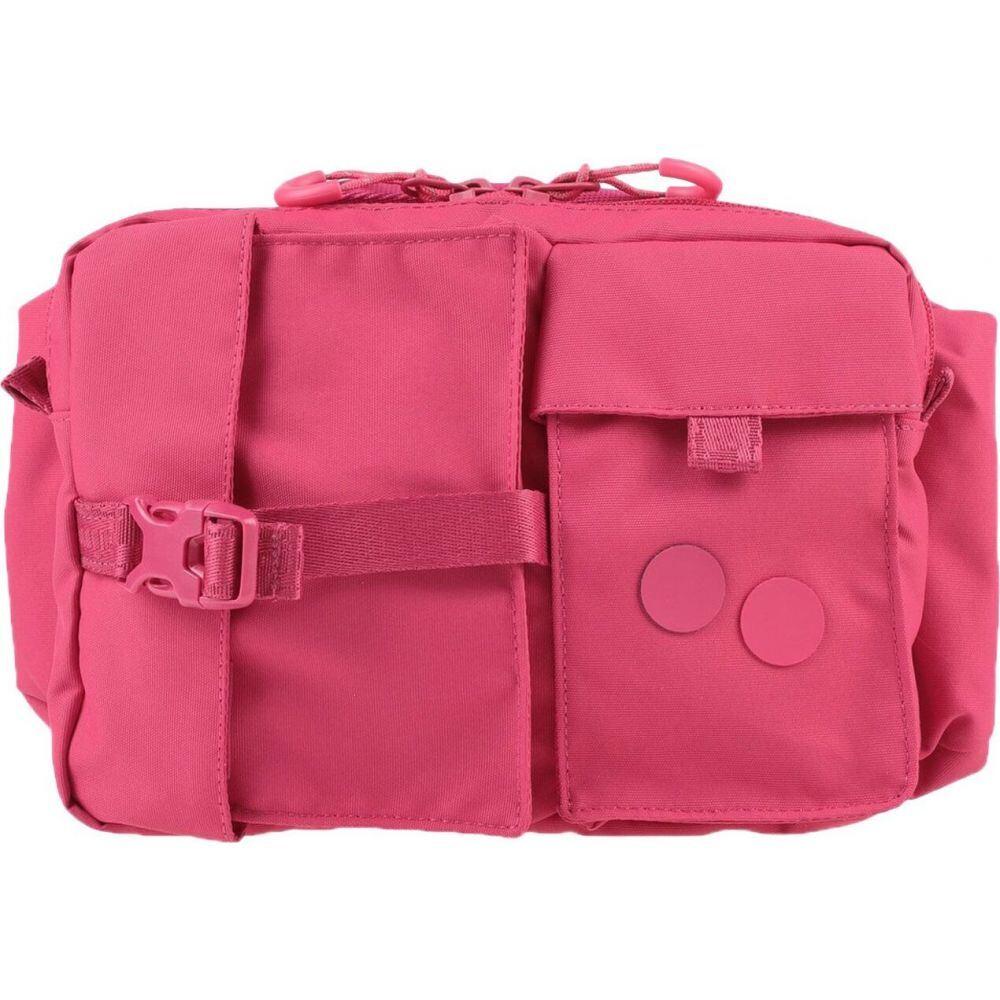ピンポン PINQPONQ メンズ バッグ 【backpack & fanny pack】Fuchsia