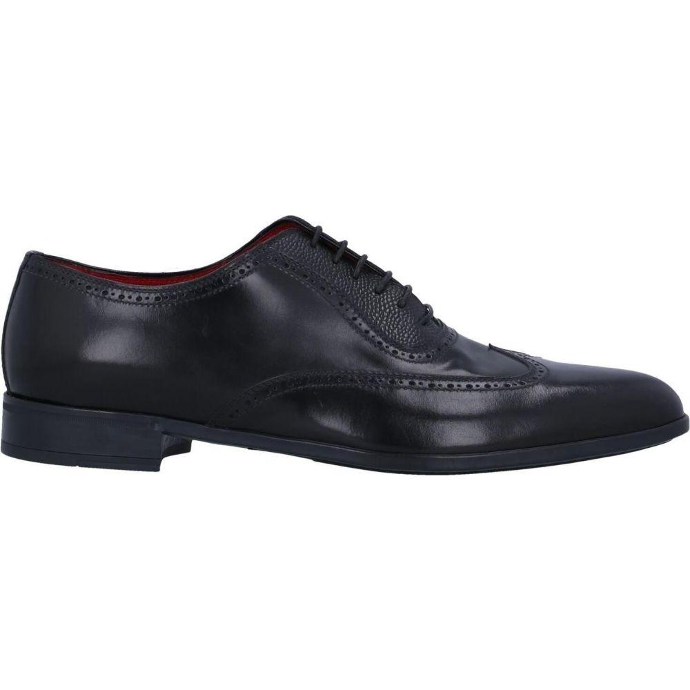 バレット BARRETT メンズ シューズ・靴 【laced shoes】Black