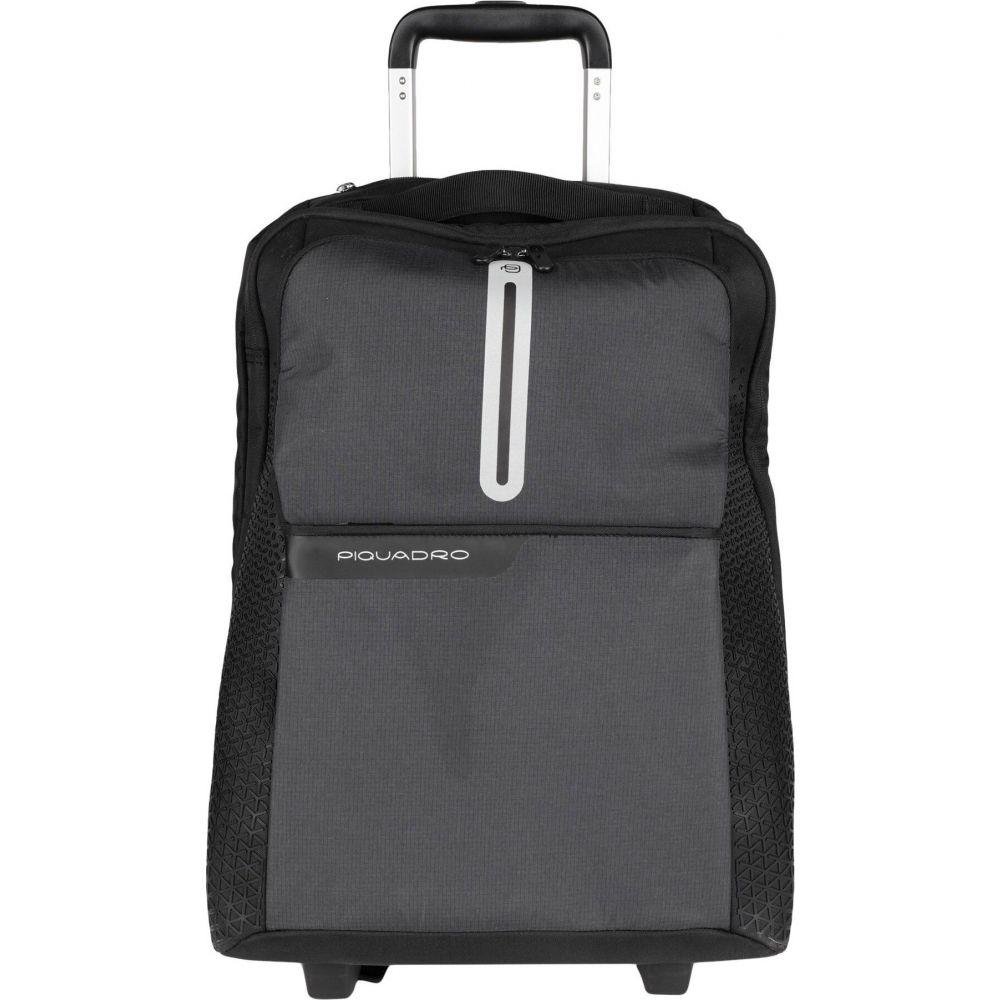 ピクアドロ PIQUADRO メンズ スーツケース・キャリーバッグ バッグ【luggage】Black