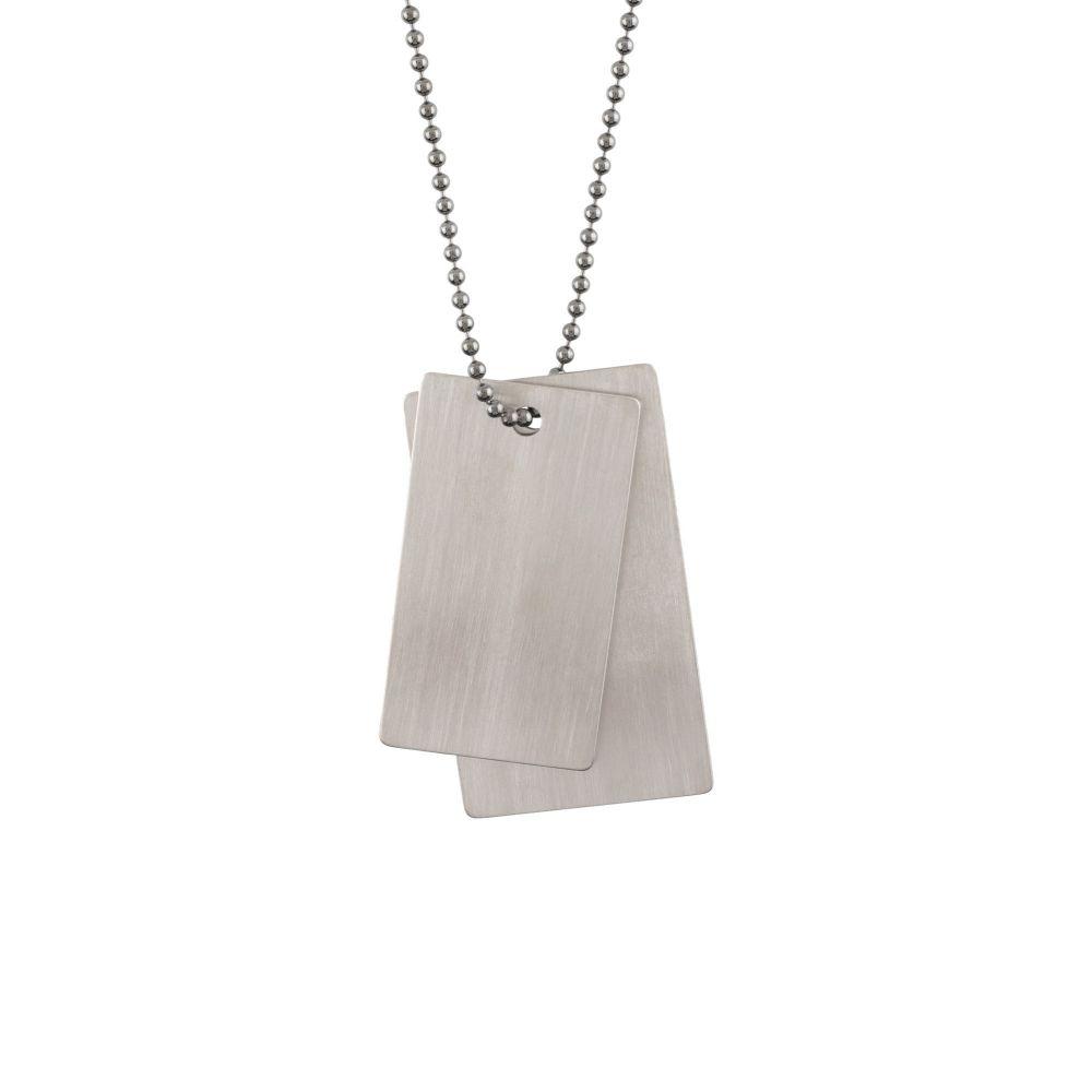 ジル サンダー JIL SANDER メンズ ネックレス ジュエリー・アクセサリー【necklace】Silver