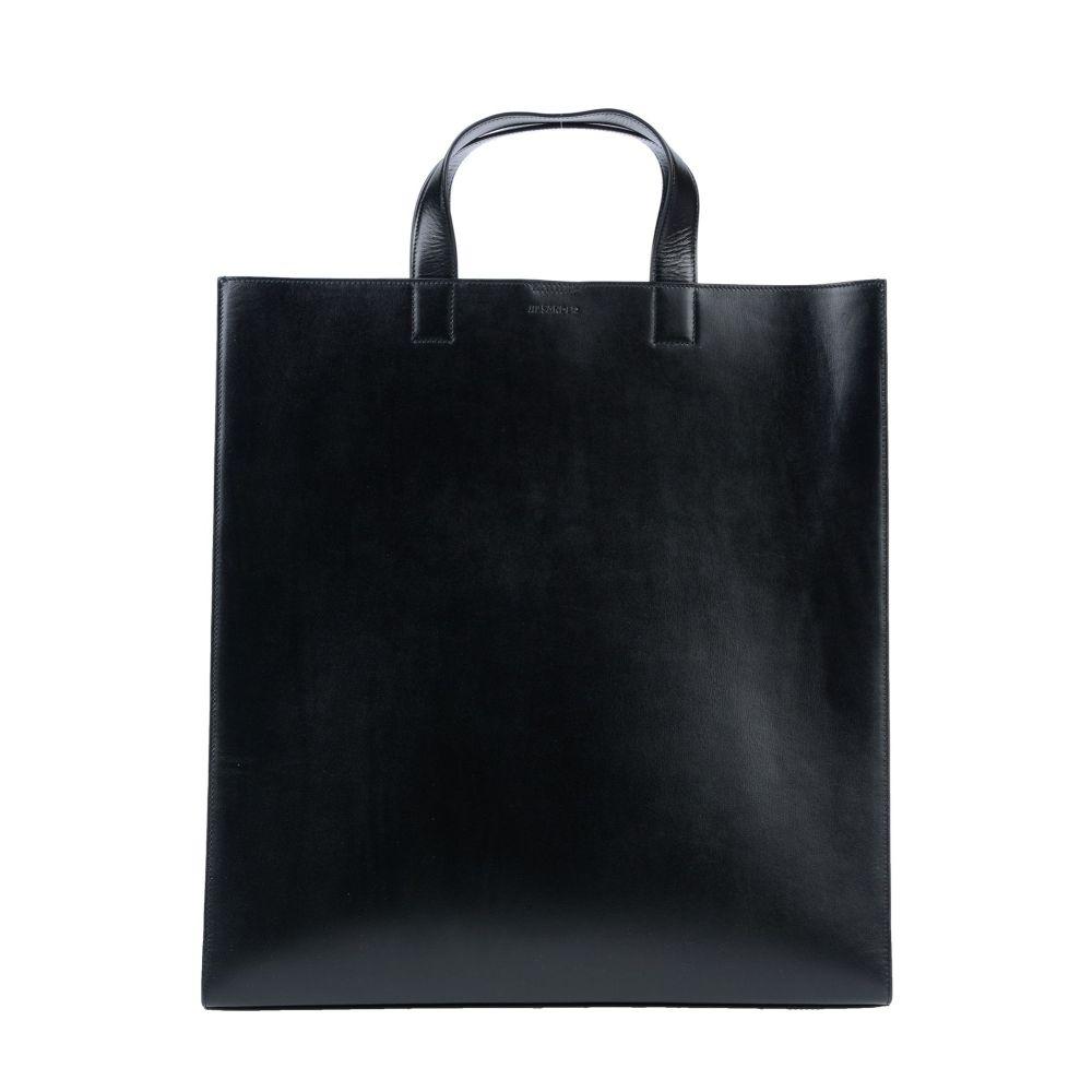 ジル サンダー JIL SANDER メンズ ハンドバッグ バッグ【handbag】Black