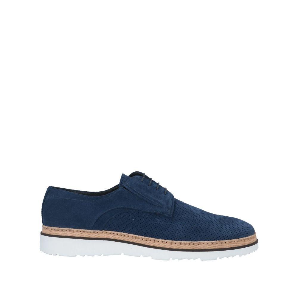 ジョバンニ コンティ GIOVANNI CONTI メンズ シューズ・靴 【laced shoes】Blue