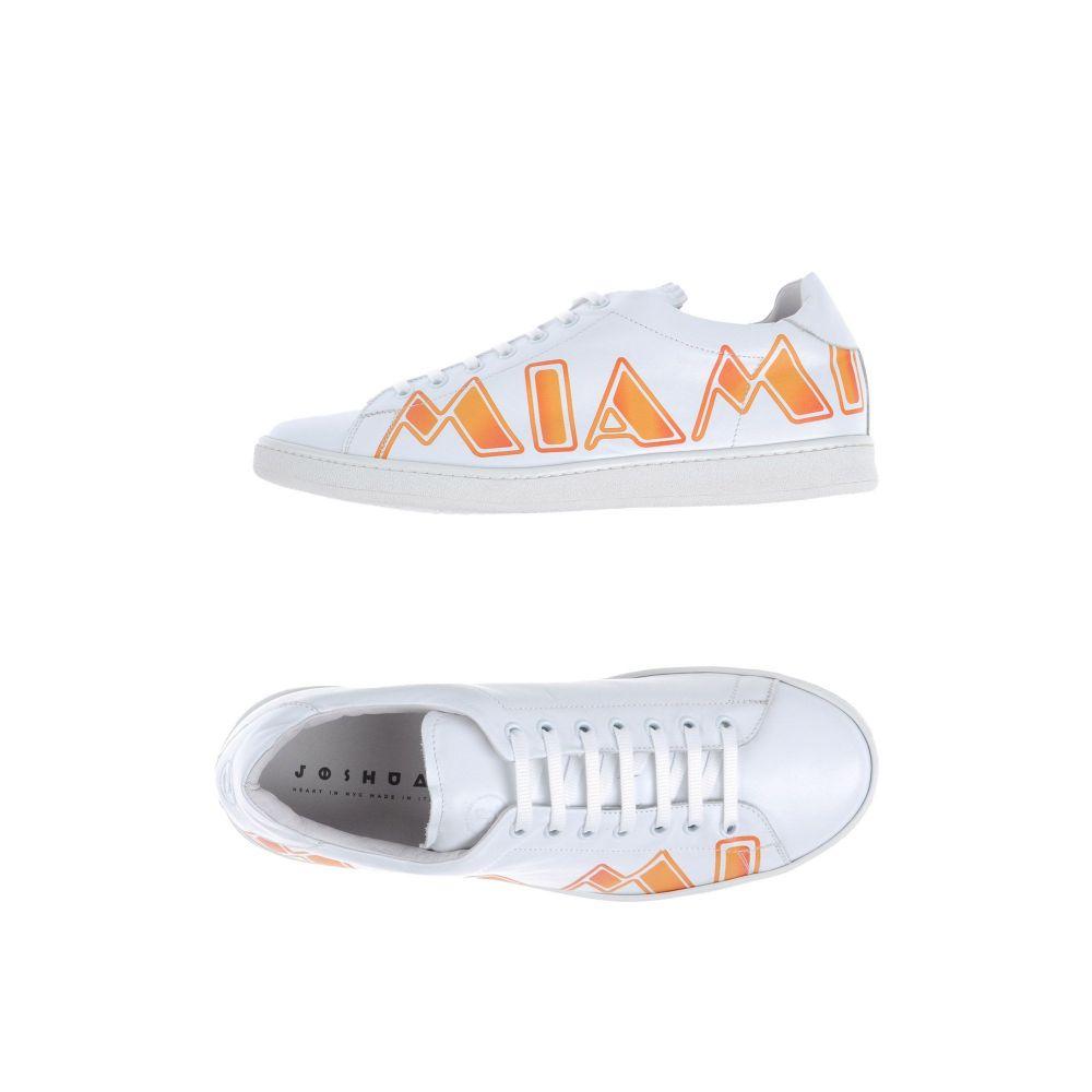 ジョシュア サンダース JOSHUA*S メンズ スニーカー シューズ・靴【sneakers】White