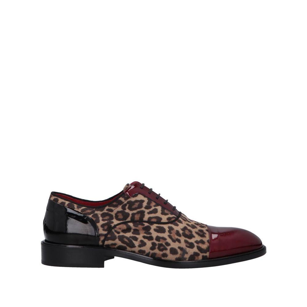 ジョバンニ コンティ GIOVANNI CONTI メンズ シューズ・靴 【laced shoes】Red