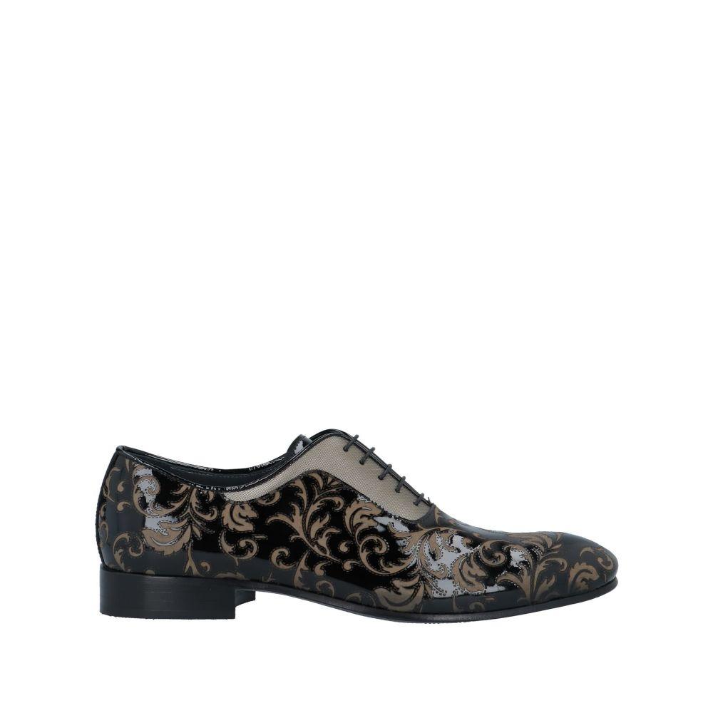 ジョバンニ コンティ GIOVANNI CONTI メンズ シューズ・靴 【laced shoes】Black