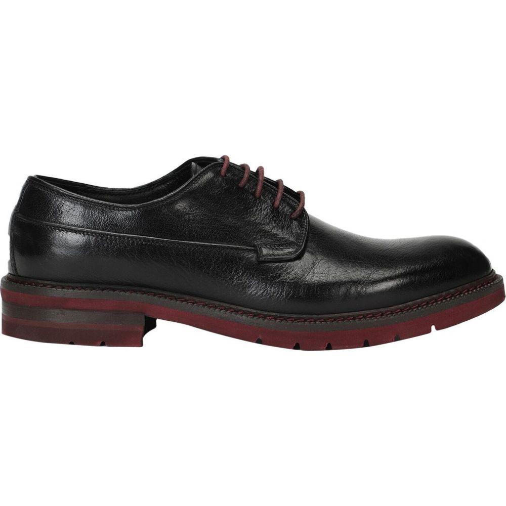 DASTHON メンズ シューズ・靴 【laced shoes】Black