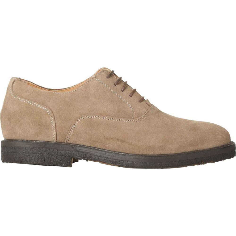 ウィラ THE WILLA メンズ シューズ・靴 【laced shoes】Khaki