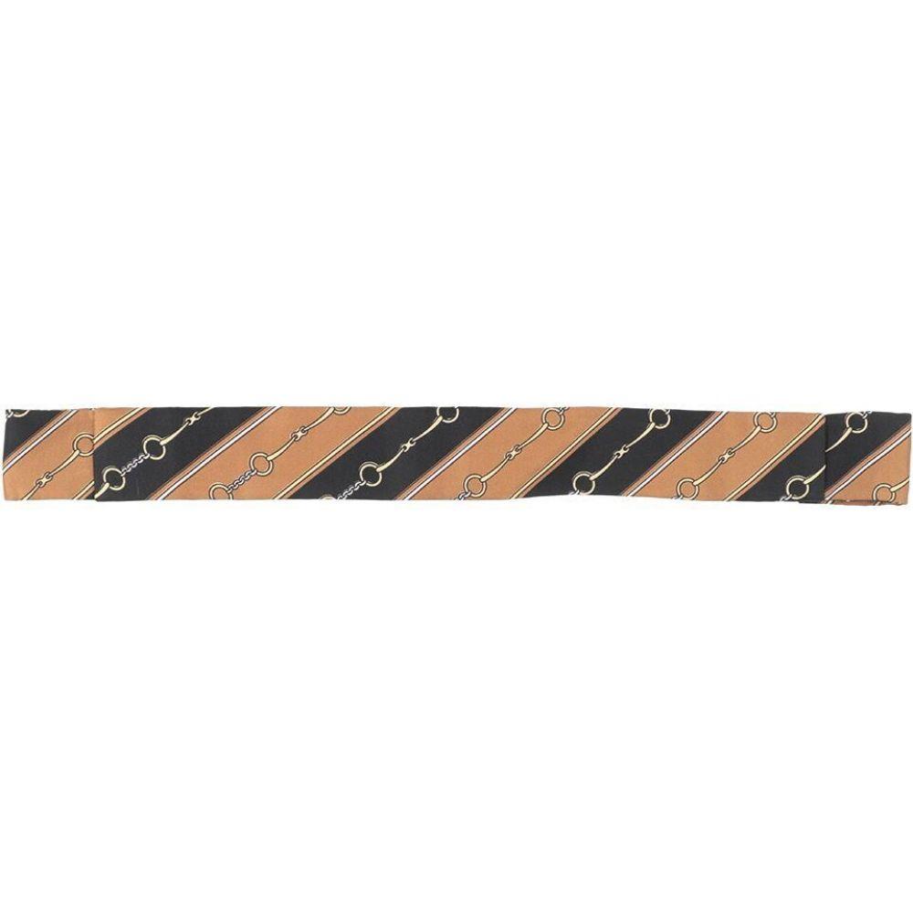 グッチ GUCCI メンズ ベルト 【fabric belt】Tan