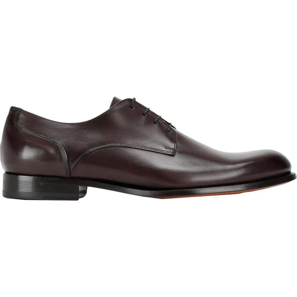 ストゥリーニ STURLINI メンズ シューズ・靴 【laced shoes】Dark brown