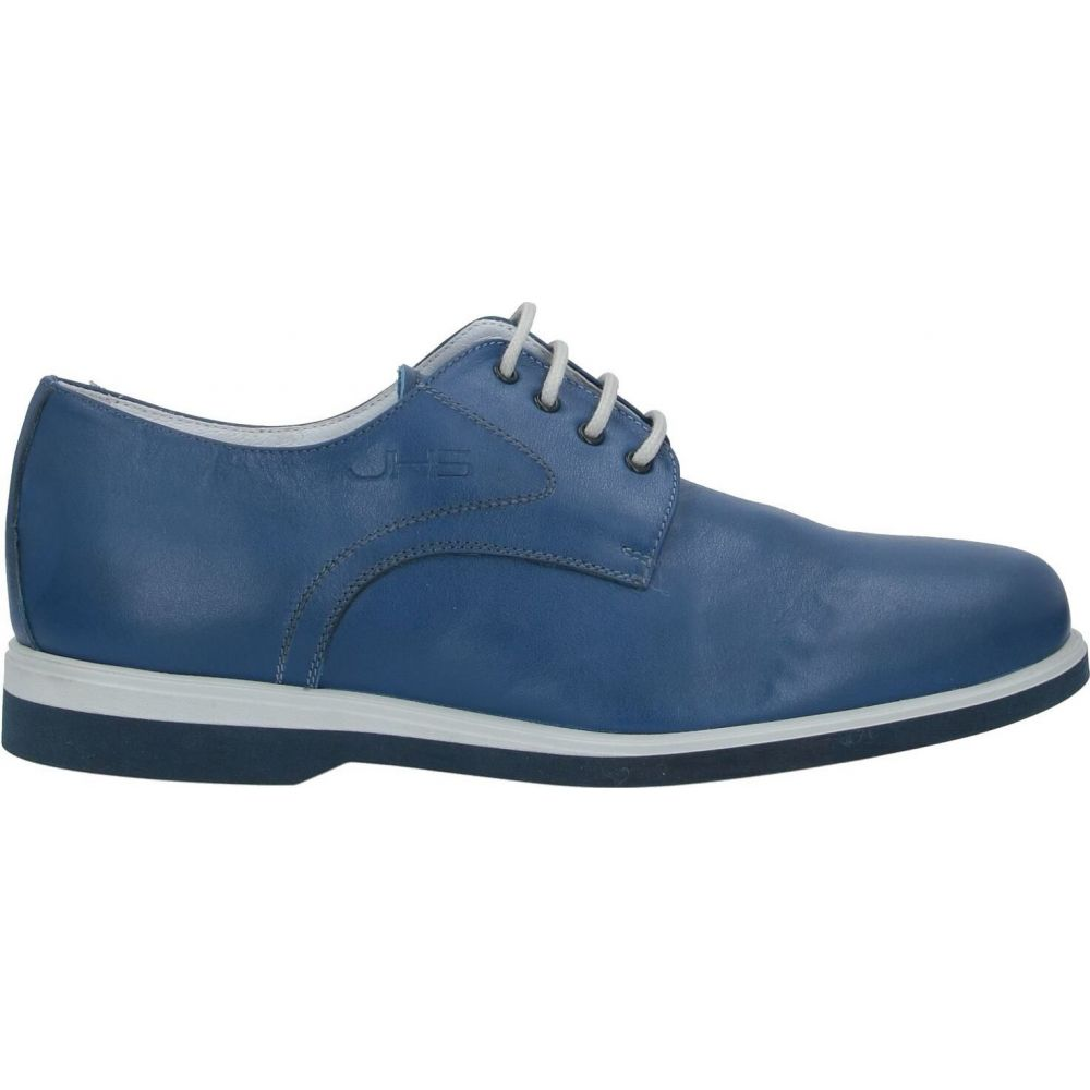 ジョン H サント JOHN H. SANTO メンズ シューズ・靴 【laced shoes】Blue
