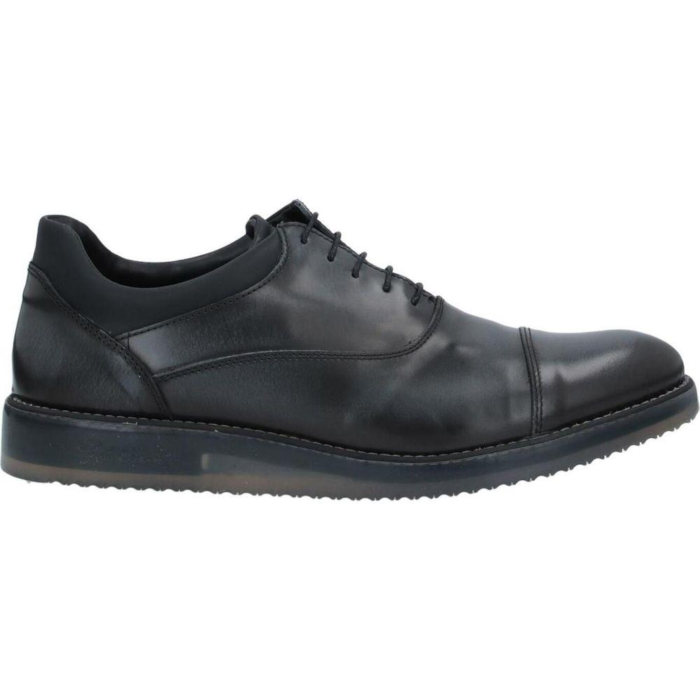 ゴールドブラザーズ GOLD BROTHERS メンズ シューズ・靴 【laced shoes】Steel grey