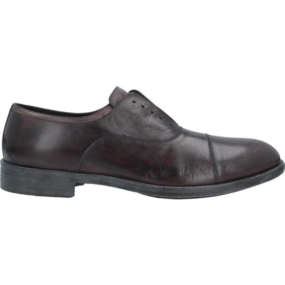 セボーイズ SEBOY'S メンズ シューズ・靴 【laced shoes】Dark brown