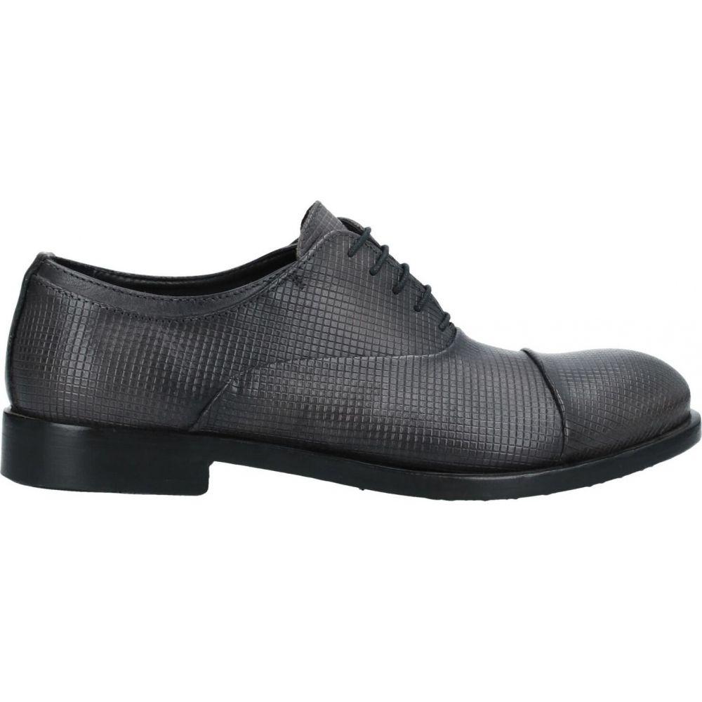 パウエルクス PAWELK'S メンズ シューズ・靴 【laced shoes】Lead