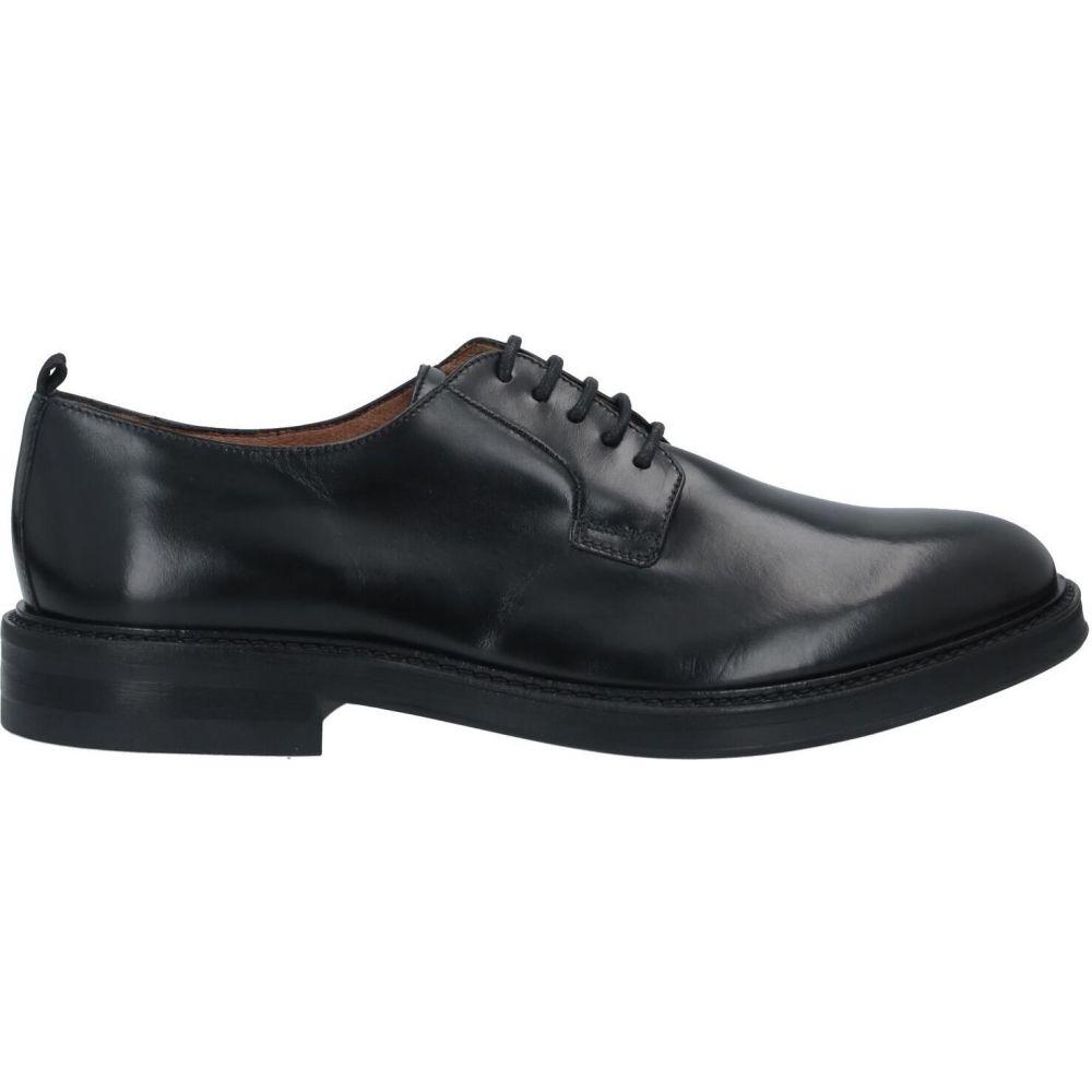 マルコ フェレッティ MARCO FERRETTI メンズ シューズ・靴 【laced shoes】Black