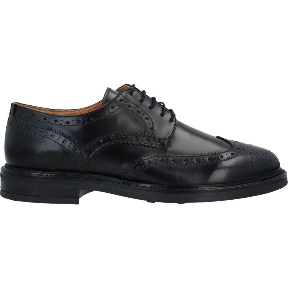 ベリー BRUNO VERRI メンズ シューズ・靴 【laced shoes】Black