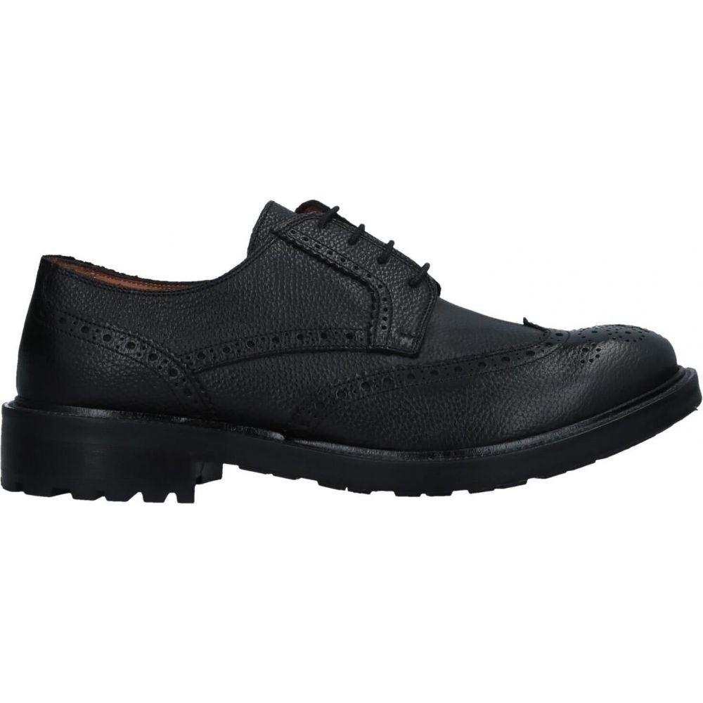 ブラウンズ BRAWN'S メンズ シューズ・靴 【laced shoes】Black