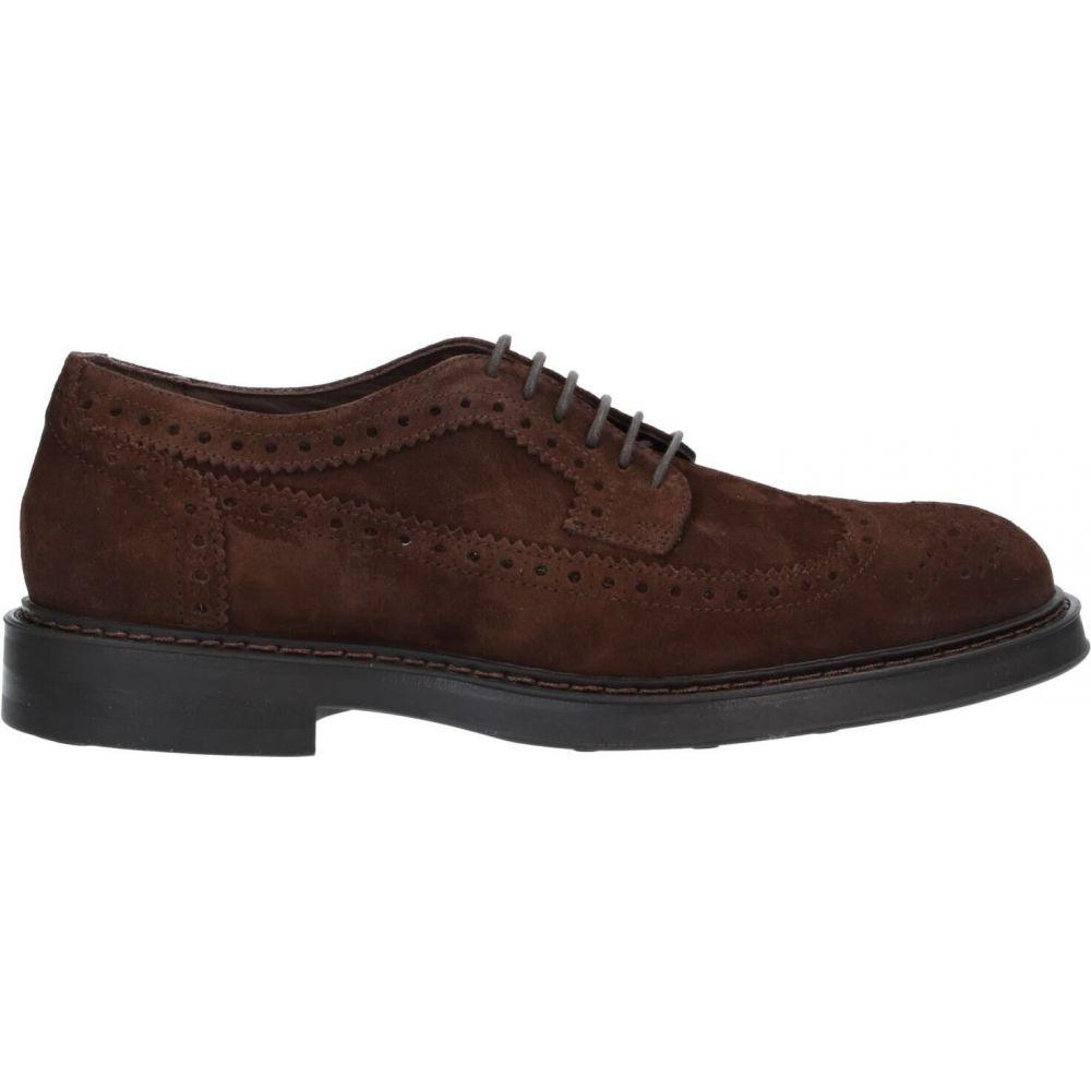 ボエモス BOEMOS メンズ シューズ・靴 【laced shoes】Cocoa