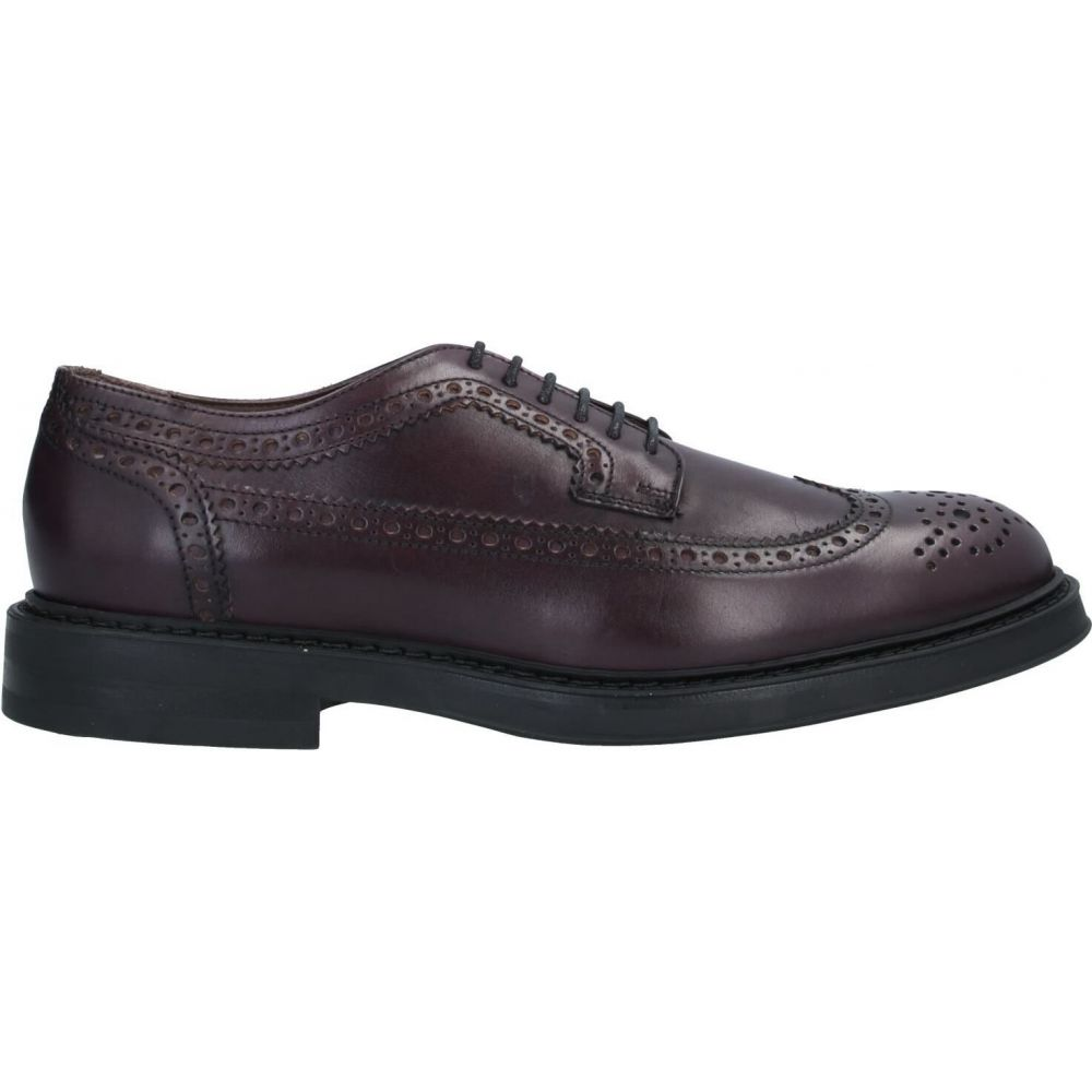 ボエモス BOEMOS メンズ シューズ・靴 【laced shoes】Maroon