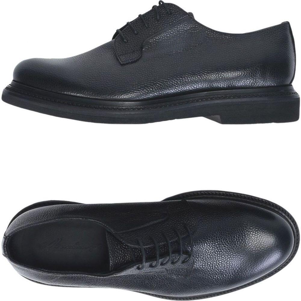 マレキアーロ 1962 MARECHIARO 1962 メンズ シューズ・靴 【laced shoes】Black