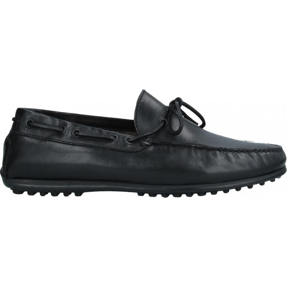 マニラ MANILA メンズ ローファー シューズ・靴【loafers】Black