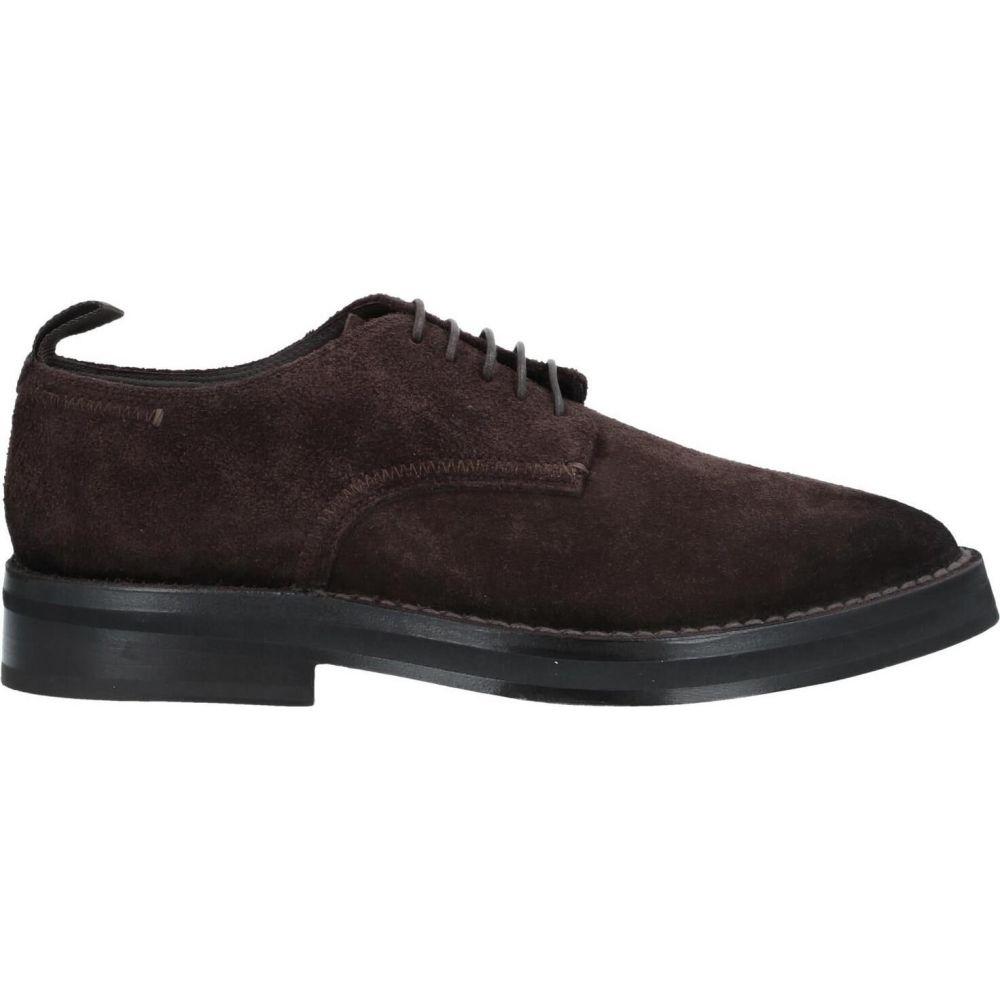 ラーレ RARE メンズ シューズ・靴 【laced shoes】Dark brown