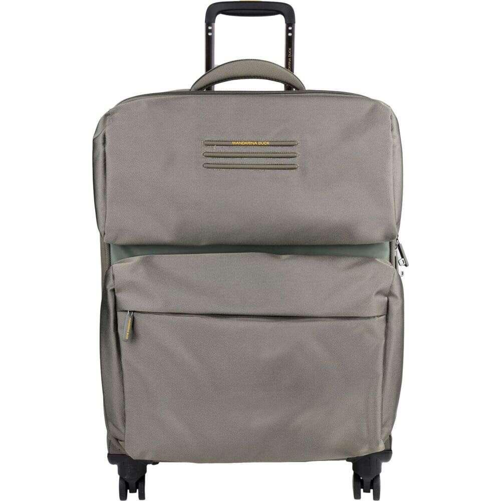 マンダリナ ダック MANDARINA DUCK メンズ スーツケース・キャリーバッグ バッグ【luggage】Military green