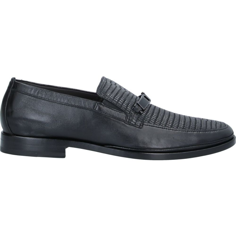<title>アルドブルエ 新作入荷!! メンズ シューズ 靴 ローファー Black サイズ交換無料 ALDO BRUE loafers</title>