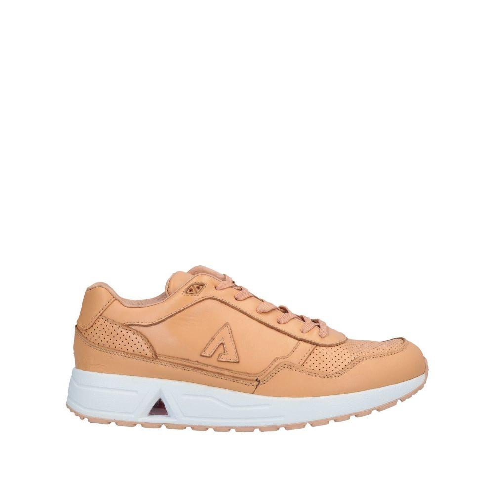 アスファルト ASFVLT メンズ スニーカー シューズ・靴【sneakers】Salmon pink