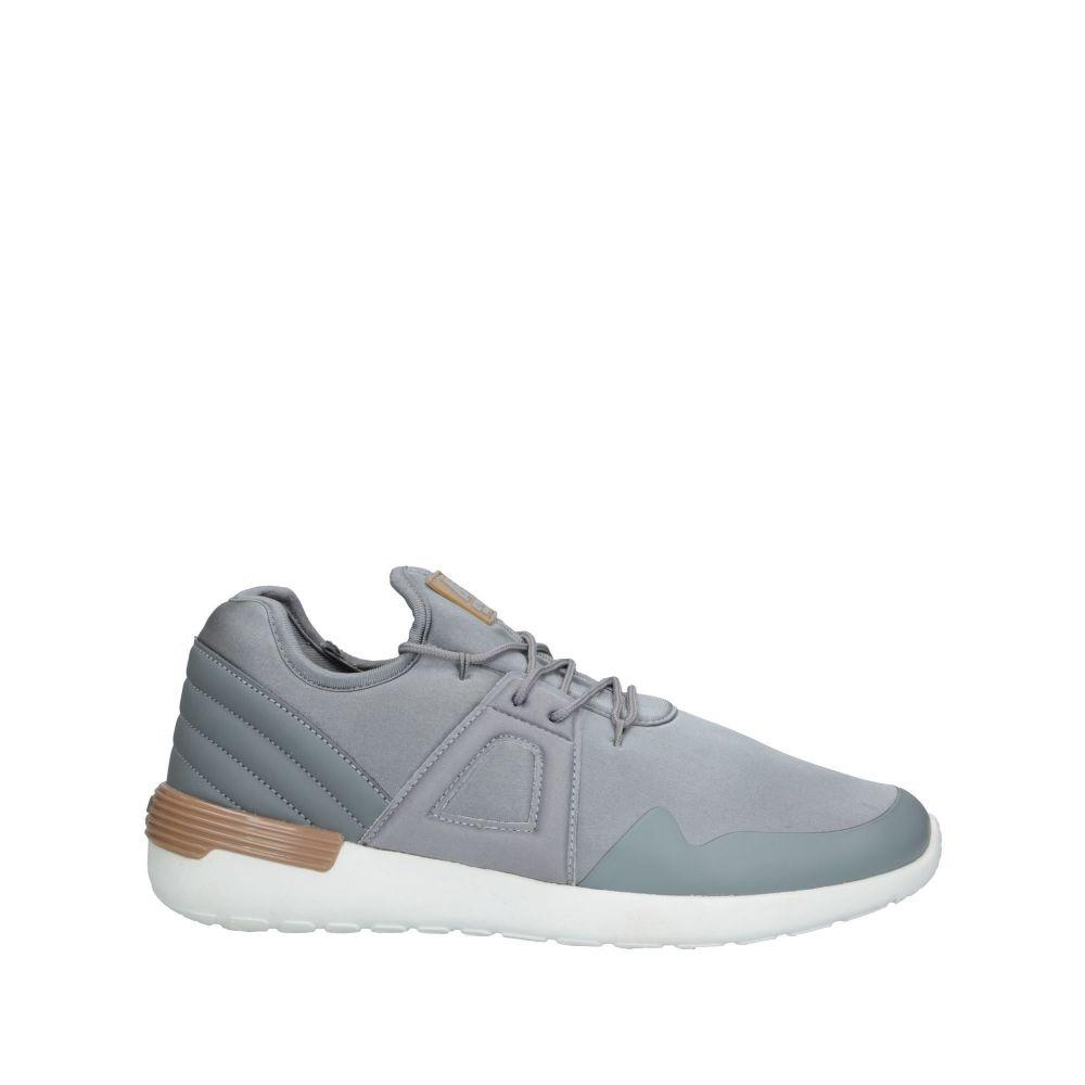 アスファルト ASFVLT メンズ スニーカー シューズ・靴【sneakers】Grey
