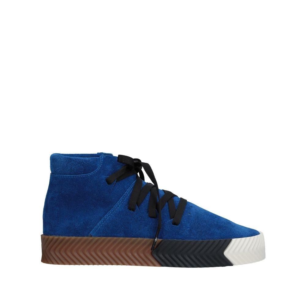 アディダス ADIDAS ORIGINALS by ALEXANDER WANG メンズ スニーカー シューズ・靴【sneakers】Bright blue