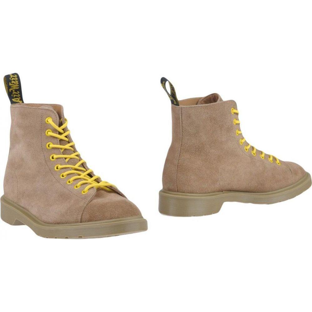 シューズ・靴【boots】Sand ドクターマーチン メンズ ブーツ MARTENS DR.