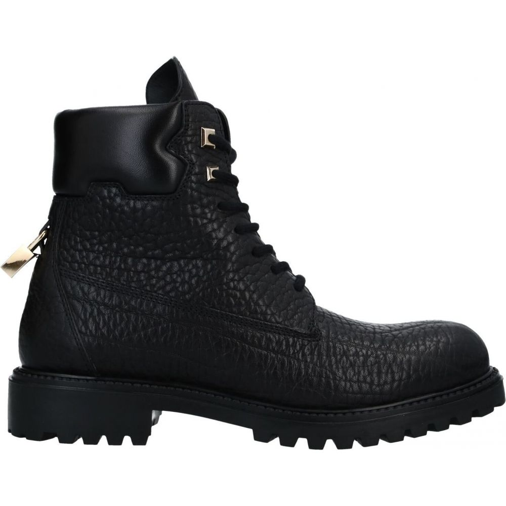 メンズ BUSCEMI ブーツ シューズ・靴【boots】Black ブシェミ