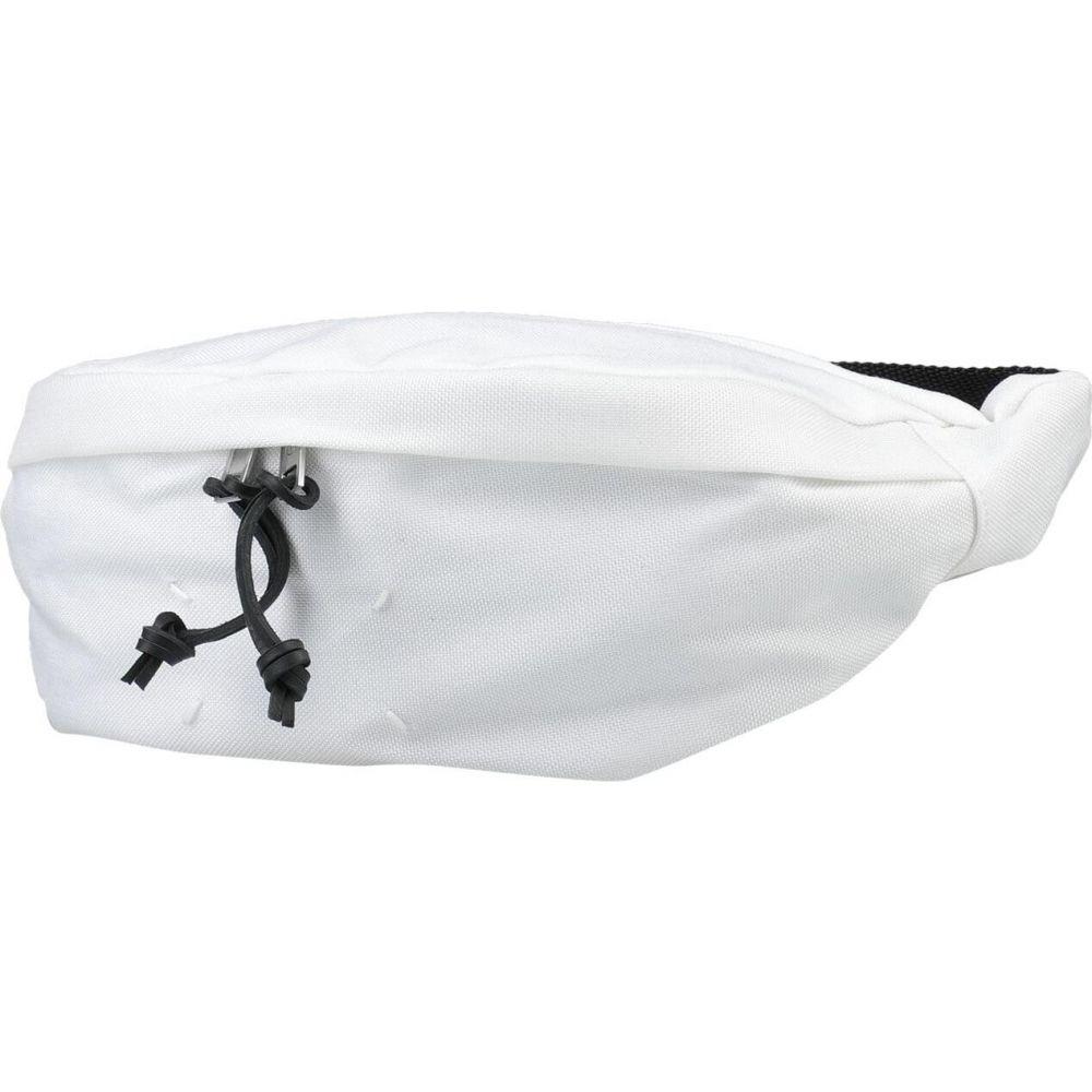メゾン マルジェラ メンズ 新色追加 高品質新品 バッグ その他バッグ White MARGIELA サイズ交換無料 fanny MAISON backpack pack