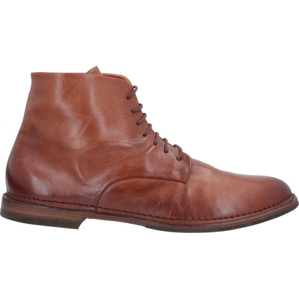 ブーツ メンズ シューズ・靴【Boots】Tan パンタネッティ PANTANETTI