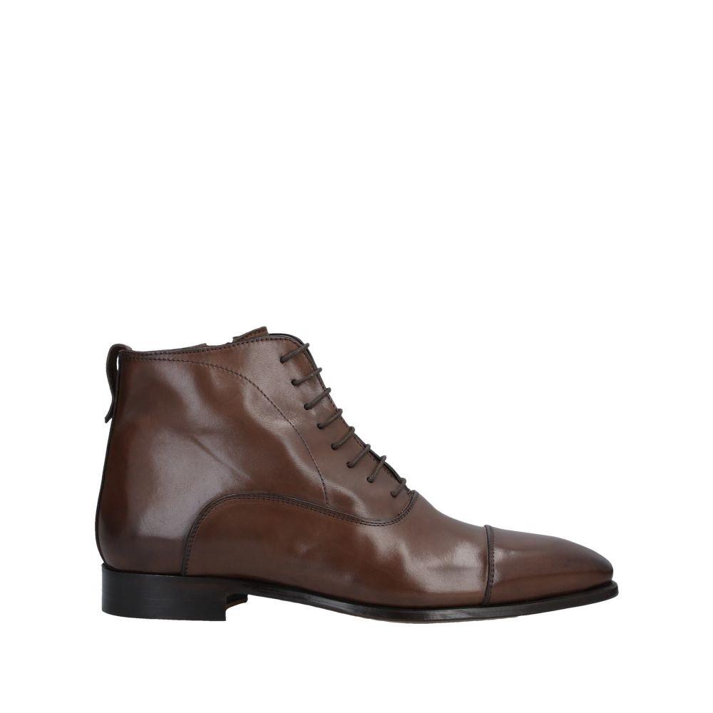 ステファノ ブランキーニ STEFANO BRANCHINI メンズ ブーツ シューズ・靴【boots】Dark brown