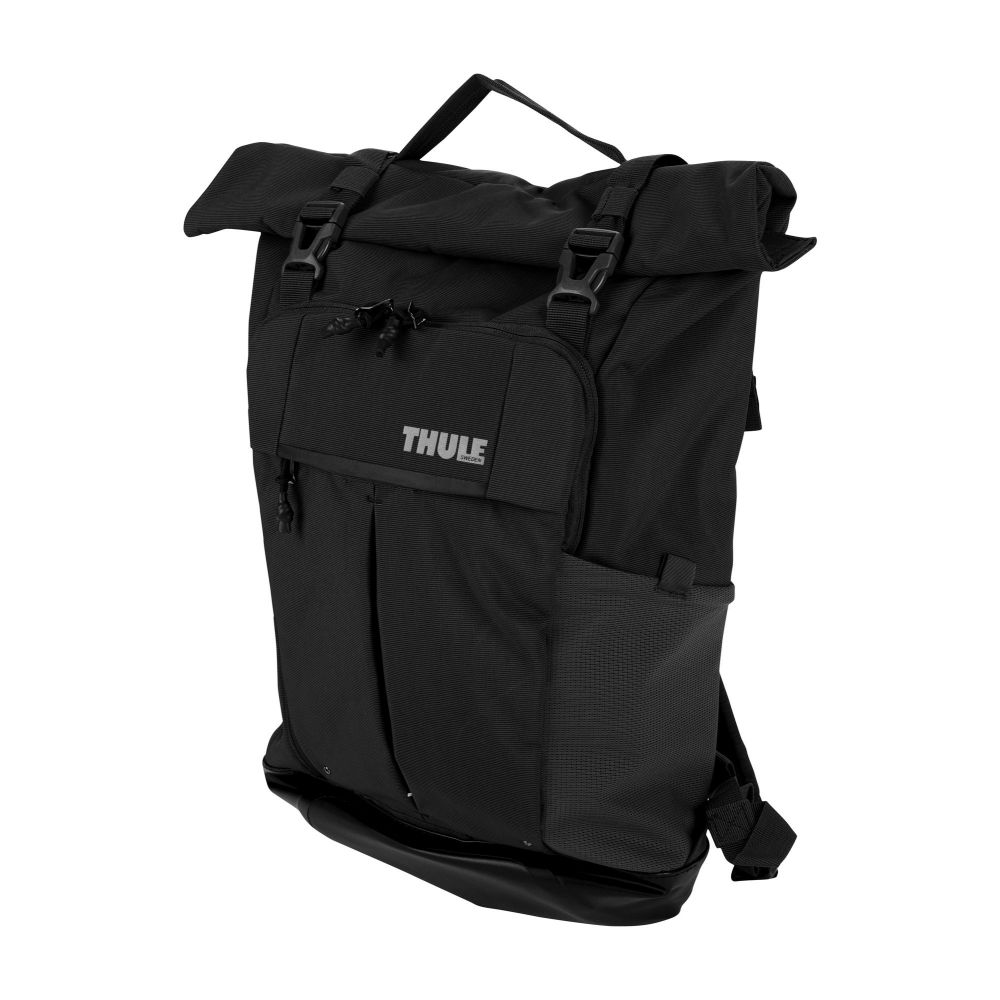 スーリー THULE メンズ バックパック・リュック バッグ【paramount backpack 24l rolltop】Black