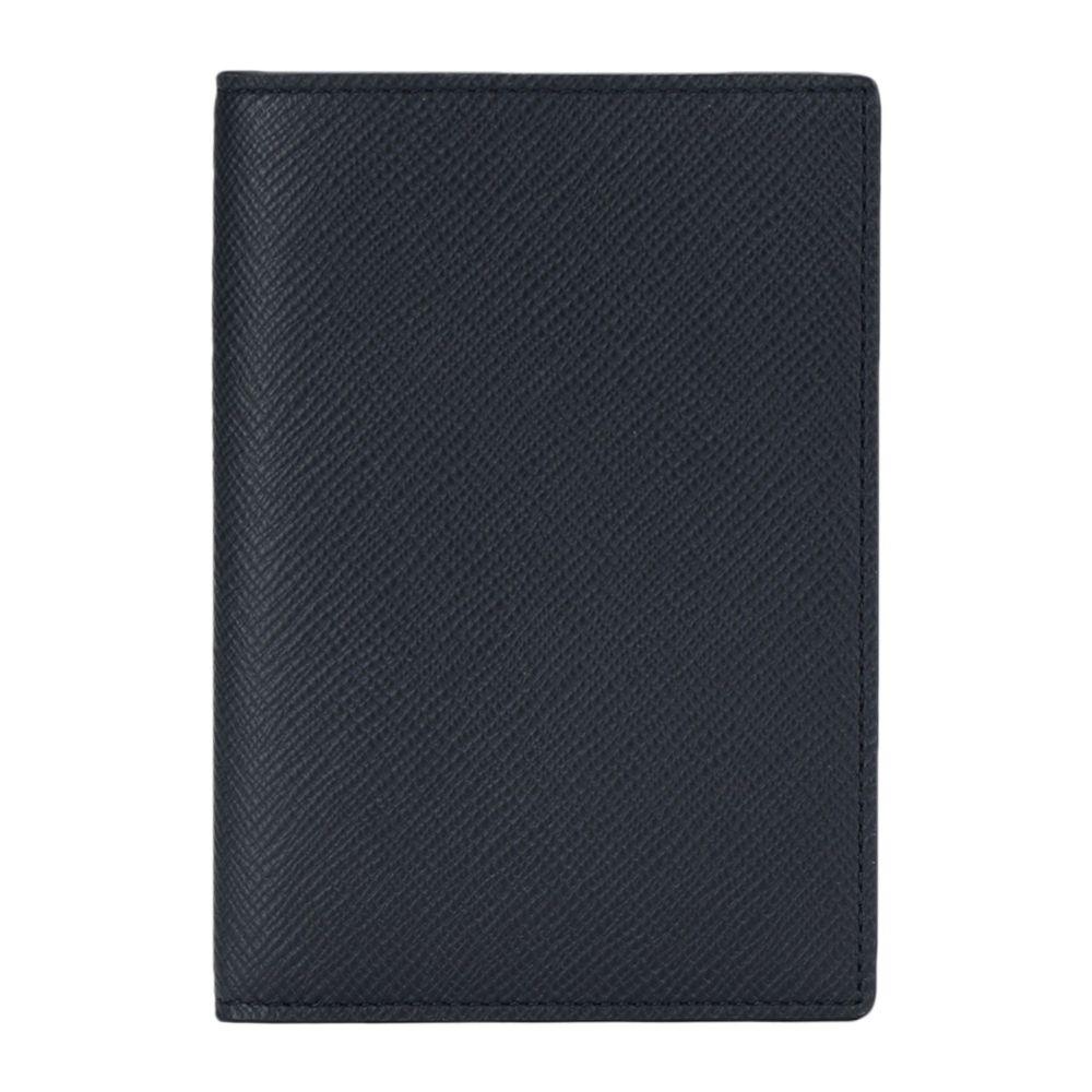 スマイソン SMYTHSON メンズ ビジネスバッグ・ブリーフケース バッグ【panama p/port cvr document holder】Dark blue