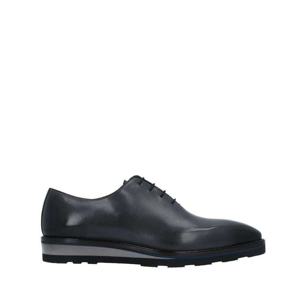 ステファノ ブランキーニ TROFEO by STEFANO BRANCHINI メンズ シューズ・靴 【laced shoes】Lead
