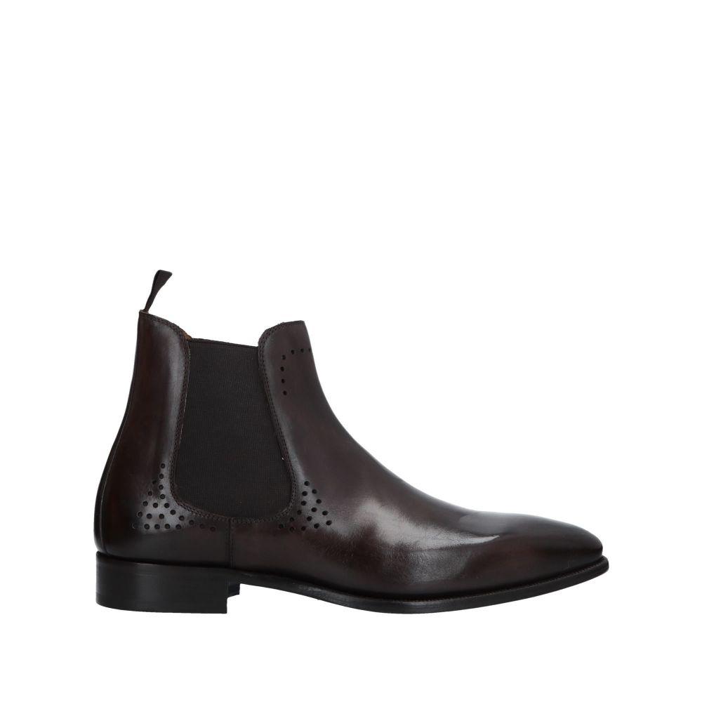 ステファノ ブランキーニ TROFEO by STEFANO BRANCHINI メンズ ブーツ シューズ・靴【boots】Cocoa